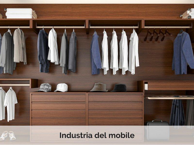 Cabine armadio su misura | Falegnameria RIvolta a Seregno, Monza e Brianza, Milano