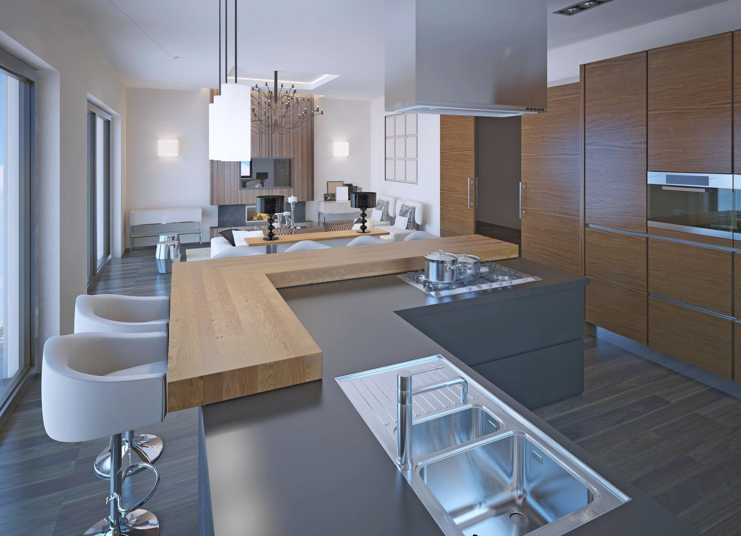 arredamento mobili cucina su misura falegnameria artigianale Rivolta